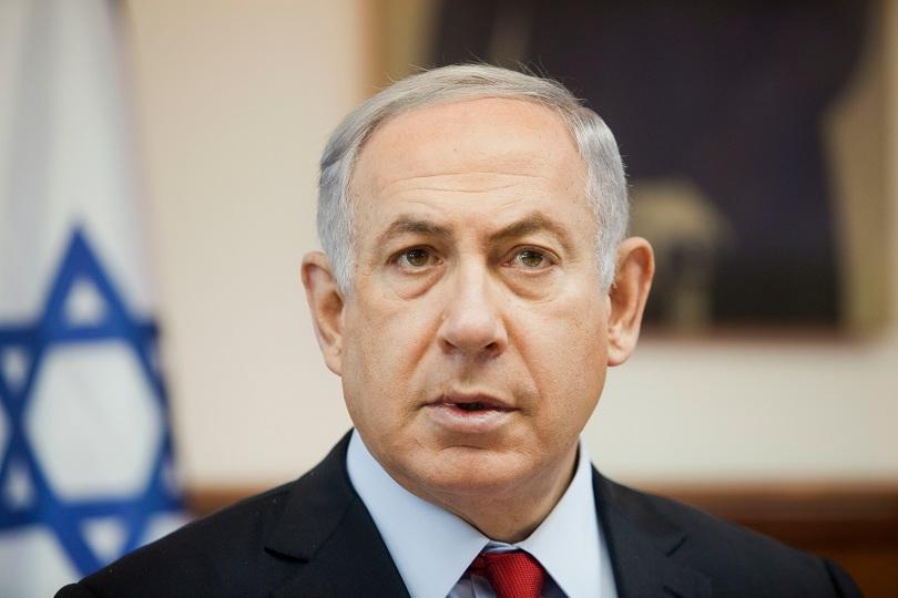 Израелският премиер Бенямин Натеняху