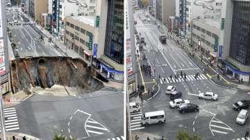 В Япония правят мащабни ремонти... за 2 дни