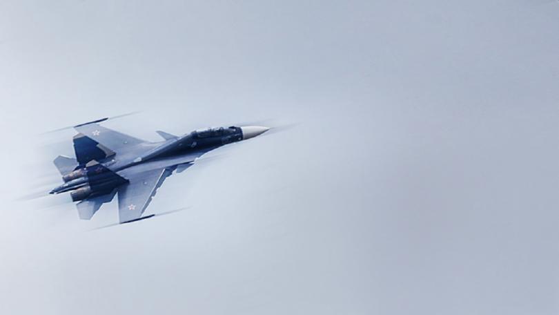 Руски бомбардировачи са били прехванати от американски изтребители край Аляска