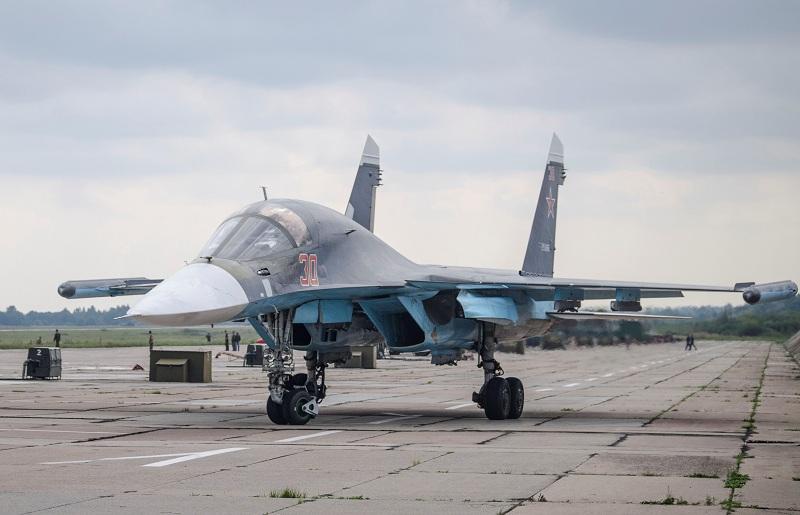 Руски изтребители Су-27 прихванаха в международното въздушно пространство над Балтийско