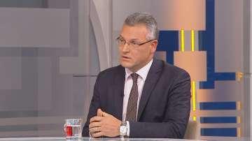 Валери Жаблянов: Надявам се БСП да покаже системните недостатъци на управлението
