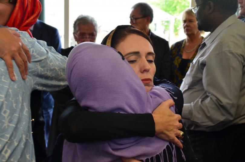снимка 1 Споменавайте загиналите, а не нападателя, призова новозеландският премиер