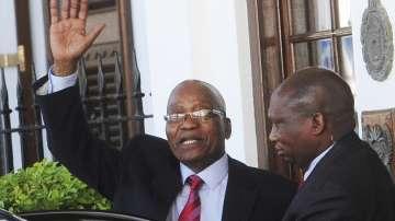 Поискаха оставката на президента на Република Южна Африка