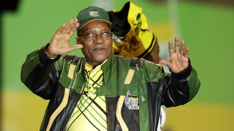 Президентът на ЮАР Джейкъб Зума обяви за преминаване към безплатно