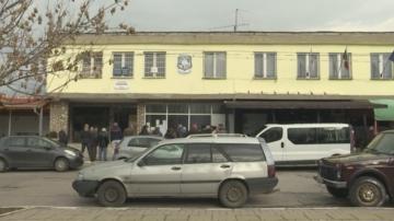 Жители на село Яхиново излязоха на протест срещу цех за преработка на пластмаса