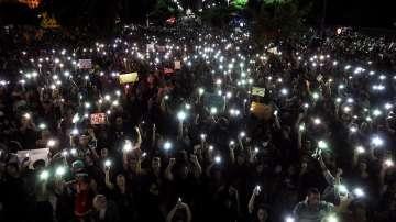 Масови протести в Бразилия срещу съкращаване на разходите за образование