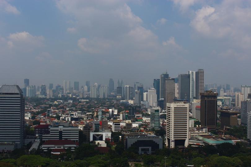 индонезия премести столицата