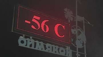 Зимата започва от Якутия