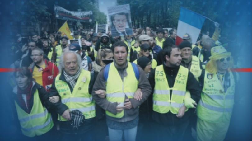 Над 7000 полицаи са мобилизирани в Париж за протеста на Жълтите жилетки