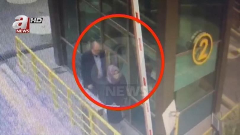 """Нов запис по случая """"Хашоги"""". CNN разпространи кадри с двойник"""