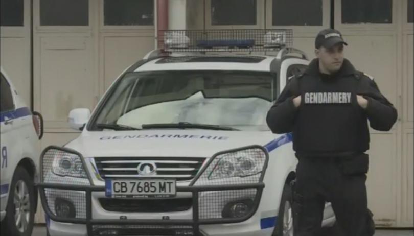 В Благоевград откриха днес Зонално управление на жандармерията. В него