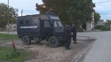 Жандармерия пази ромския квартал в Монтана след убийството на 17-годишно момче