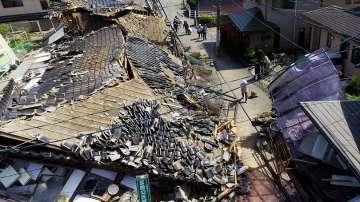 Над 20 са вече жертвите при второто мощно земетресение в Япония