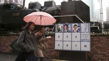 Япония се готви да посрещне мощен тайфун