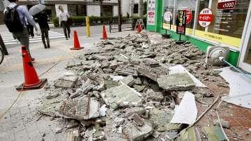 Земетресение от 5.9 по Рихтер в Япония