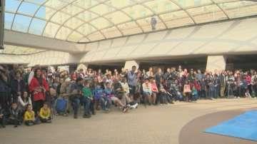 Японската култура завладя Ларгото в София
