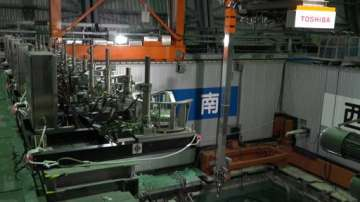 Вадят горивните пръти на третия реактор на АЕЦ Фукушима -1