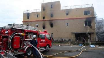 13 души са загинали при пожар в аниме студио в Япония