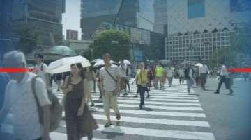 Необичайно горещо време в Япония