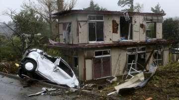 Няма пострадали българи при тайфуна в Япония