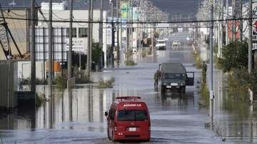 28 са жертвите на тайфуна Хагибис