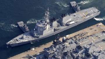 Японските въоръжени сили поискаха рекорден бюджет за отбрана