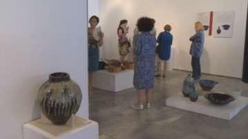 Уникална японска изложба в Съюза на българските художници
