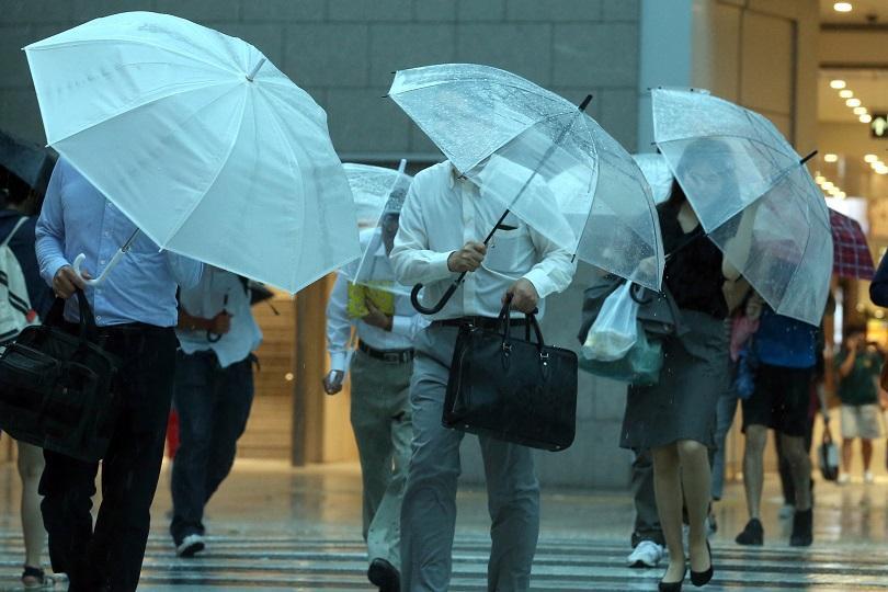 Евакуират цял град в Япония заради опасност от свлачища