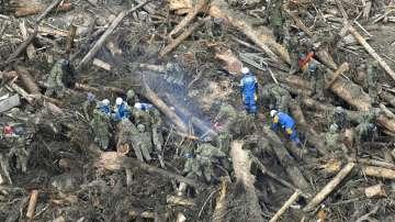 15 жертви след обилни дъждове в Япония
