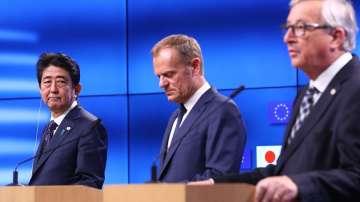 ЕС и Япония с принципна договореност за свободна търговия