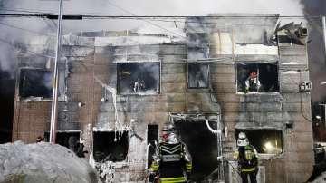 11 души загинаха при пожар в Япония