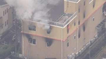 33 са вече жертвите при пожара в анимационно студио в Япония