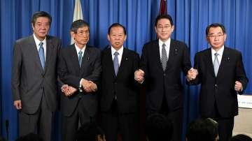 Японският премиер направи промени в правителството