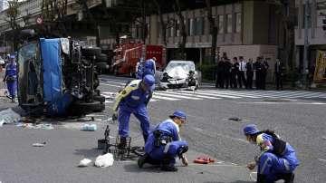 Две деца загинаха след тежката катастрофа в Япония