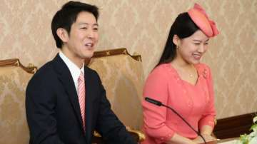 Кралска сватба в Япония: Принцеса Аяко се омъжва