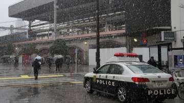 Летището в Токио отмени 150 полета заради обилен снеговалеж