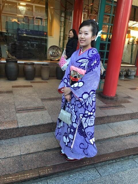 снимка 2 Отвъд границите: Юлияна Антонова: За Япония с лекота в сърцето