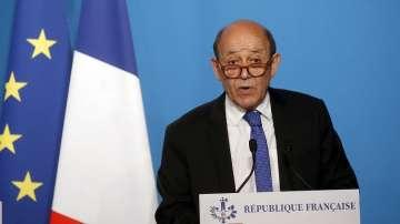 Жан-Ив Льо Дриан: Операцията в Сирия е легитимна, съразмерна и прецизна