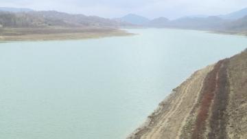 Наполовина е спаднало нивото на водата в язовир Цонево