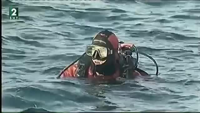 В навечерието на Йордановден военни водолази направиха оглед на морското