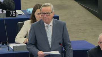 Председателят на ЕК Жан-Клод Юнкер: Шенген ще се запази!