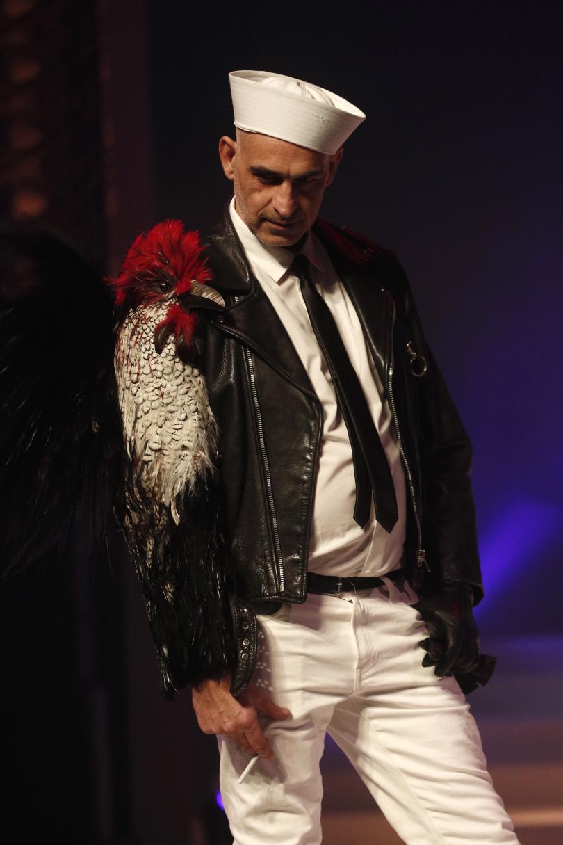 снимка 2 Последно шоу на Жан-Пол Готие (СНИМКИ)