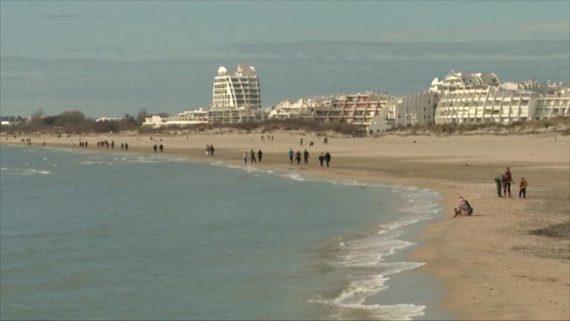 Топла вълна, необичайна за януари, обхвана Франция. В някои югозападни