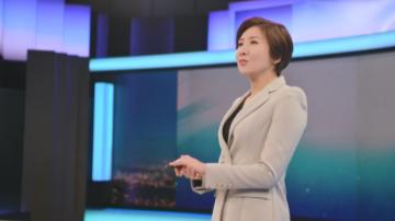 Жена водещ е сензация в Южна Корея