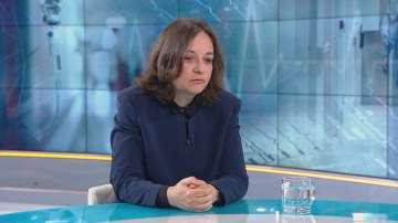 Жени Начева: Хората няма да се разделят на болни и на здрави