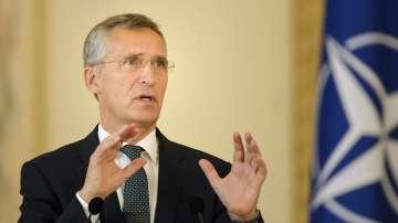 Шефът на НАТО приветства поражението на