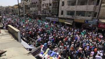 Вълна от насилие в Близкия изток