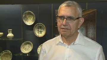 От нашите пратеници в Ерусалим: Християнин ръководи Музея за ислямско изкуство