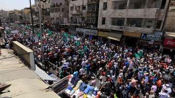 Над 450 са пострадалите по време на протестите в Йерусалим