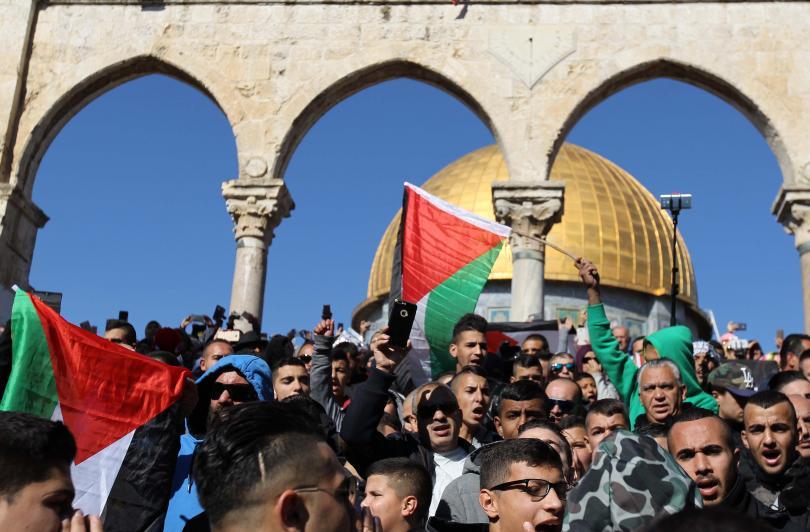 снимка 1 Йерусалим и неопределимият му статут